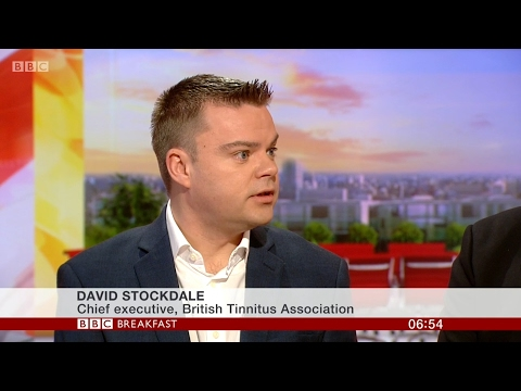 British Tinnitus Association - BBC Interview - 5/2/17