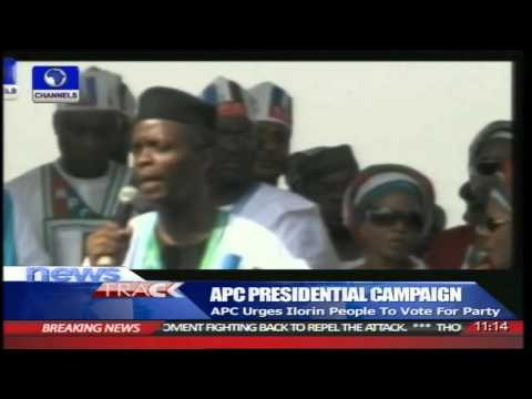 APC Urges Ilorin People To Vote For Party