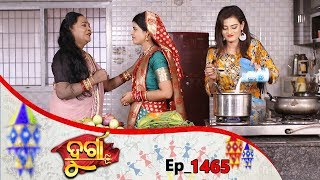 Durga | Full Ep 1465 | 21st Aug 2019 | Odia Serial - TarangTV