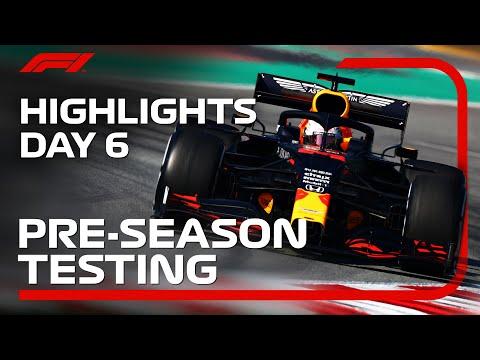 2020 Pre-Season Testing: Day 6 Highlights