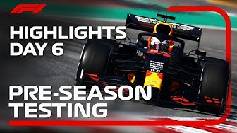 2020 Pre-Season Testing: Day 6 Highlights