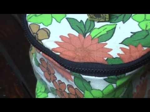 231455027818 DIY How to make an easy cosmetic bag