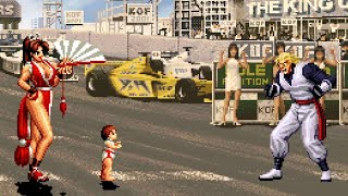 The King Of Fighters 2001 - Special Intros
