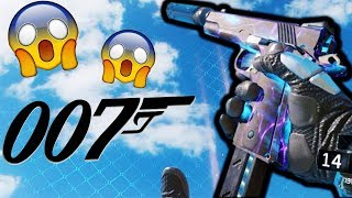 JAMES BOND IN BLACK OPS 3!!!!