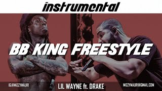 Lil Wayne ft. Drake - BB King Freestyle (FULL INSTRUMENTAL) *reprod*