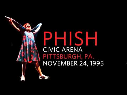 1995.11.24 - Pittsburgh Civic Arena