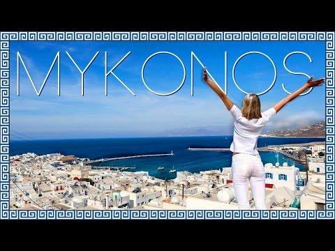 L'azzurro di MYKONOS • Isole CICLADI 🇬🇷 Ep.1