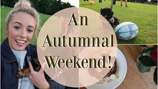 An Autumnal Weekend!   |   Fashion Mumblr Vlogtober