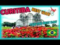 CURITIBA Brazil Travel Guide. Free Self-Guided Tours (Highlights, Attractions, Events)