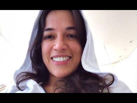 Facebook Live Chat  Michelle Rodriguez