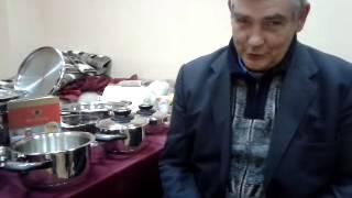 Отзывы о посуде Люкс Престиж. Донецк