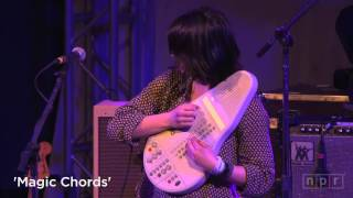 Sharon Van Etten, Live In Concert: NPR Music