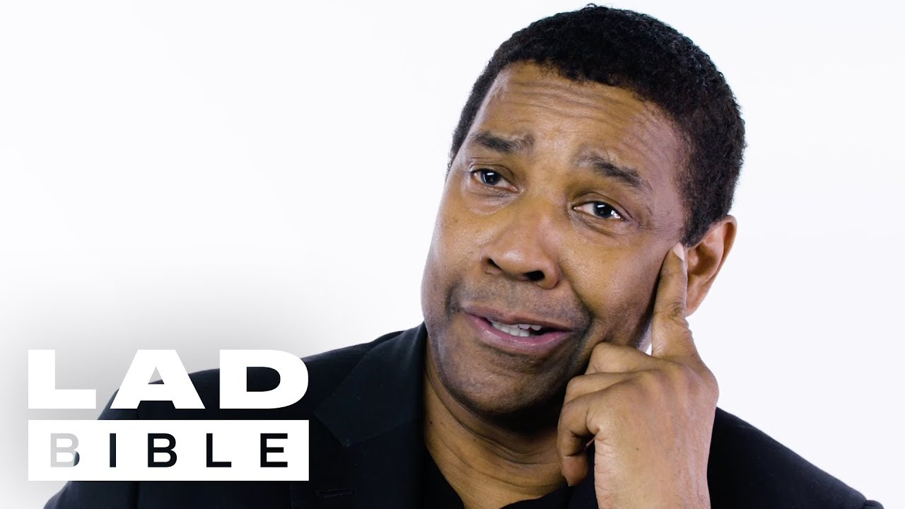 Denzel Washington Reacts To Everyday Heroes | Equalizer 2