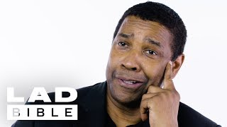Denzel Washington Reacts To Everyday Heroes | Equalizer 2