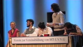 Immisitzung 2014 - Vereinsgründung