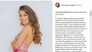 Miss Earth Guam joins other contestants in sexual harassment claim