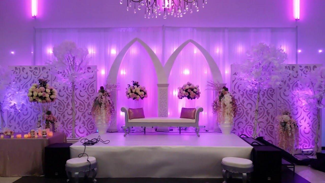 l Alhambra Salle de réception Mariage Décoration