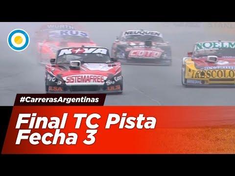 Automovilismo - Final - TC - Olavarría