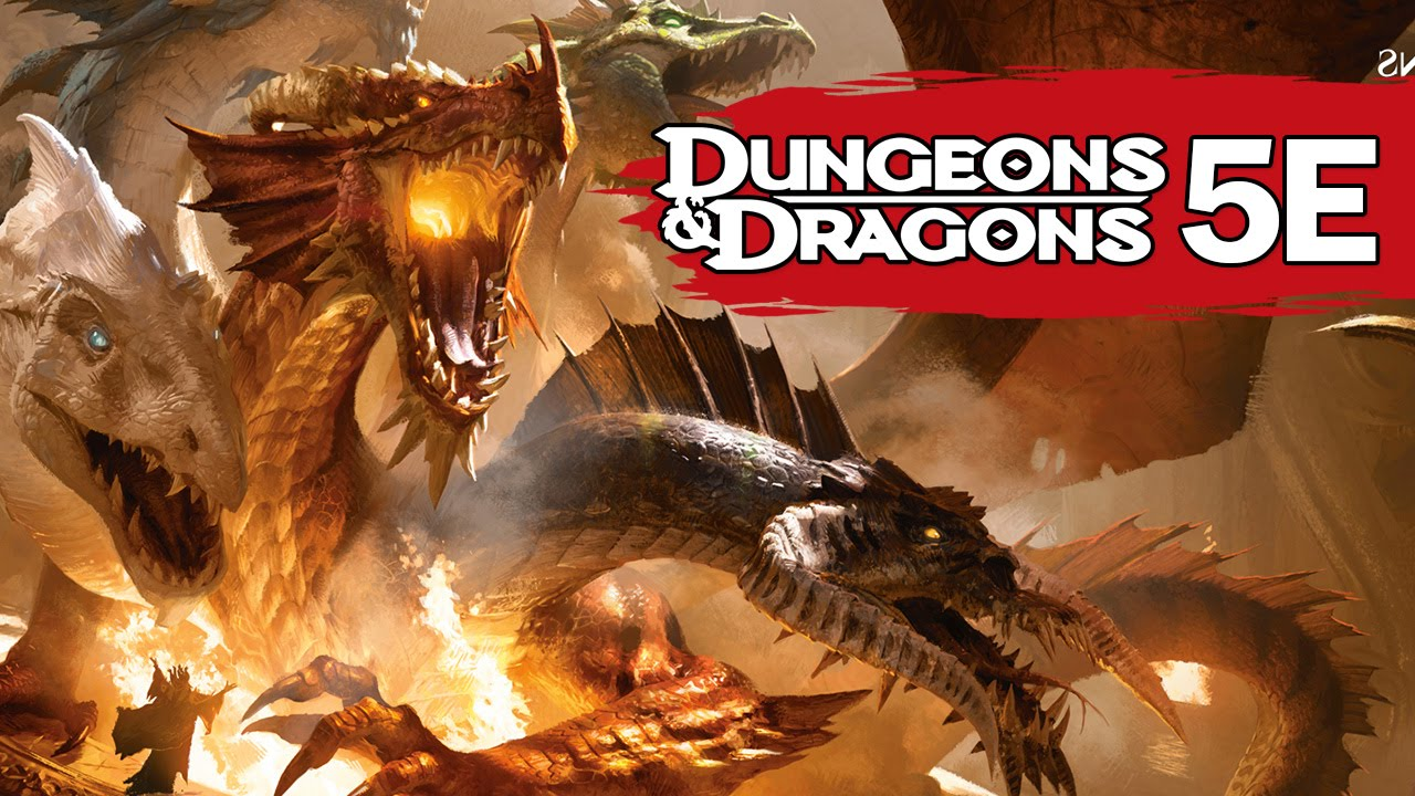 Image result for dungeons and dragons 5e