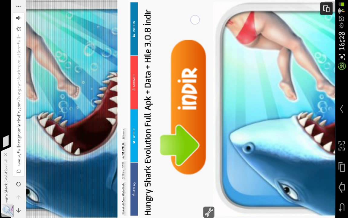 hungry shark para ve elmas hilesi indir apk day