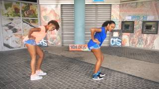 Team CRS  dancehall choreo - Charly Black dig out your pum pum - Konshens Walk and wine