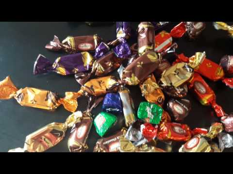Galaxy Jewels assorted chocolate