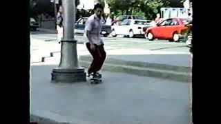 (1994) SKATEBOARD MONTREAL CITY HALL video 1