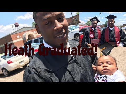 Heath Graduated Trade School |Teen Mom Daily Vlog