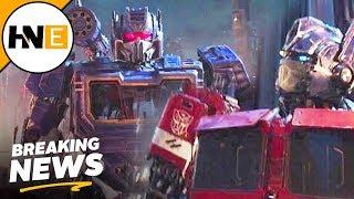 Bumblebee First Look at Soundwave, Optimus Prime, & Ravage REVEALED