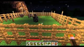 Minecraft do Sześcianu - 4. Hodowla zwierząt