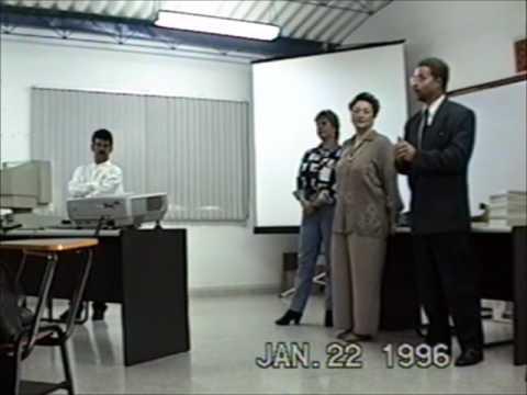 FGN. Escuela de Investigación CC. Conferencia inducción 1996