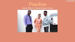 [THAISUB] Peaches - Justin Bieber ft. Daniel Caesar, Giveon