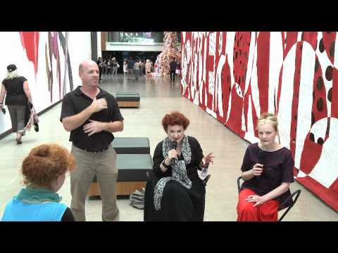 Rose Nolan Artist Talk | Contemporary Australia: Women | GOMA