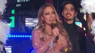 Mariah Carey Performs DISASTROUS Live NYE Set - Breaks Her Silence