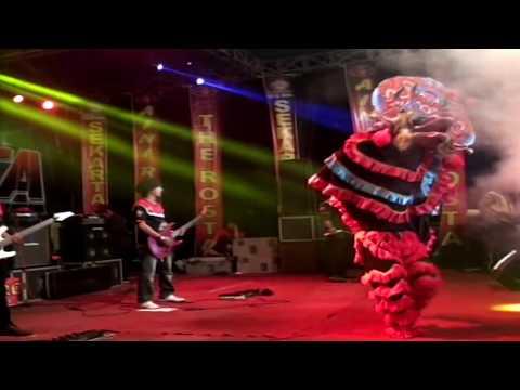 Opening The Rosta   The Rosta Live Kanigoro Blitar 2017