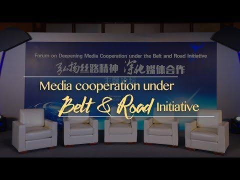 Live: Media cooperation under Belt & Road Initiative