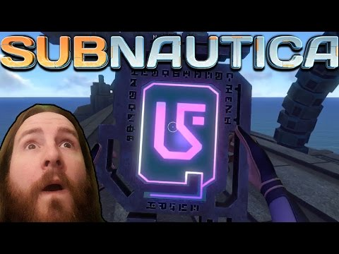 Subnautica | Giant Alien Gun?! | Part 6