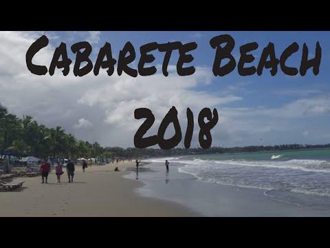 Cabarete Beach 2018