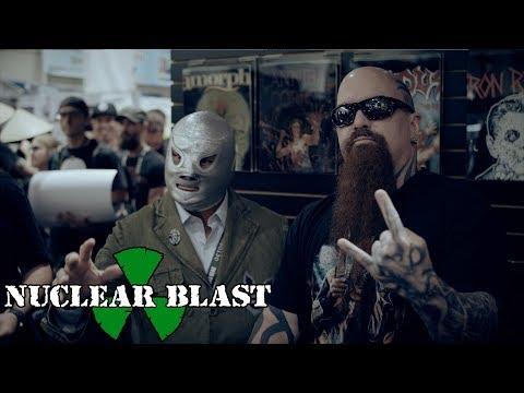 NUCLEAR BLAST - Comic-Con 2018 (OFFICIAL RECAP)