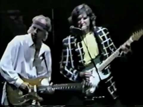 "Dire Straits ""Heavy Fuel"" 1992 New York"