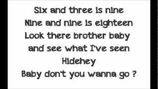 One and one is two. Chords For The Blues Brothers Sweet Home Chicago Lyrics