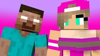 Mobs Life - Ghast Life, Zombie Pigman Life, Silverfish Life, Steve Life - Minecraft Animation