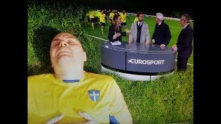 Gula och Blåa - Musik Video (VM Låt 2018)