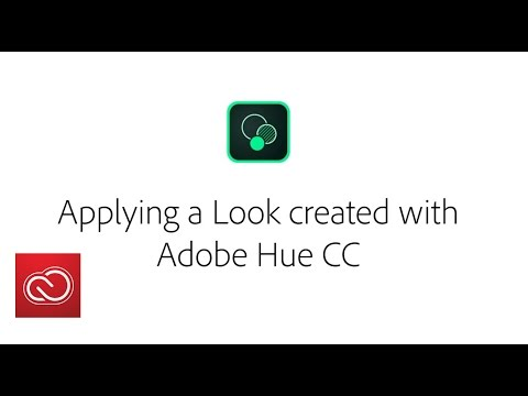 Apply Your Own Custom Looks - Adobe Premiere Clip (2015) | Adobe Creative Cloud