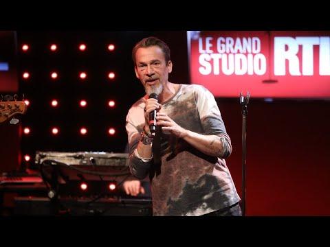 Florent Pagny - Châtelet les Halles (LIVE) Grand Studio RTL