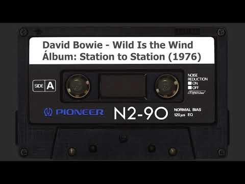 David Bowie - Wild Is the Wind (1976)