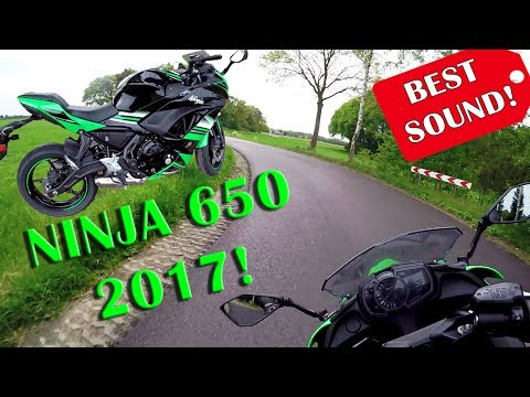 Ninja 650 (2017) - Perfect Sound Review!