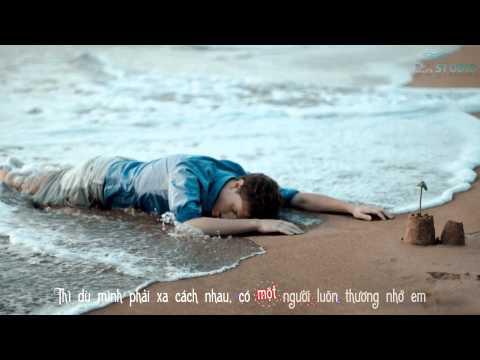 Giữ Anh Đi || Lê Hiếu - [HD Kara + Lyrics]
