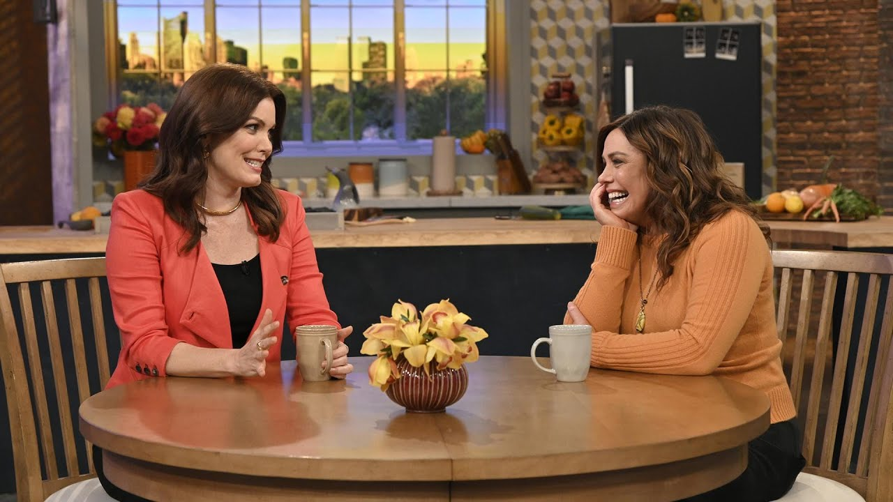 Interview with 'Prodigal Son' actress Bellamy Young