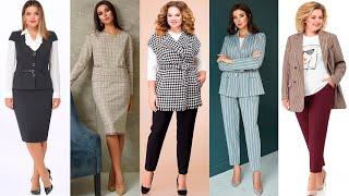Женские офисные костюмы из Беларуси
